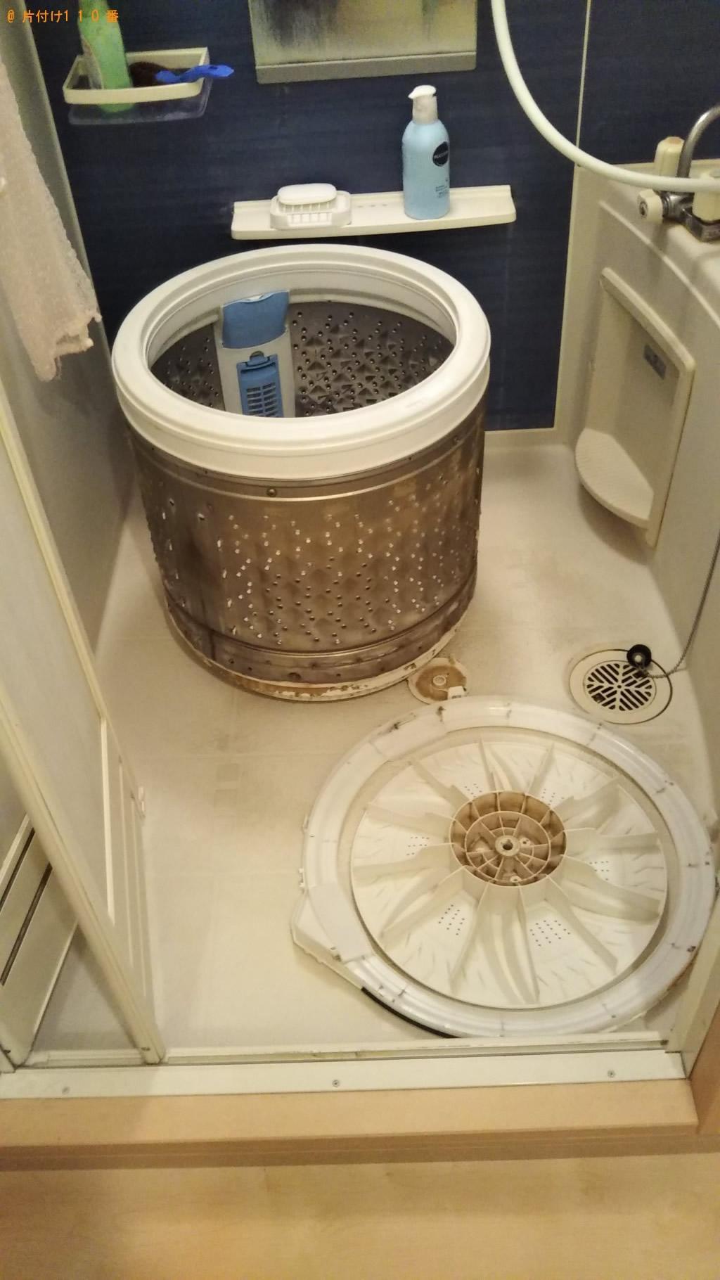洗濯機クリーニング希望