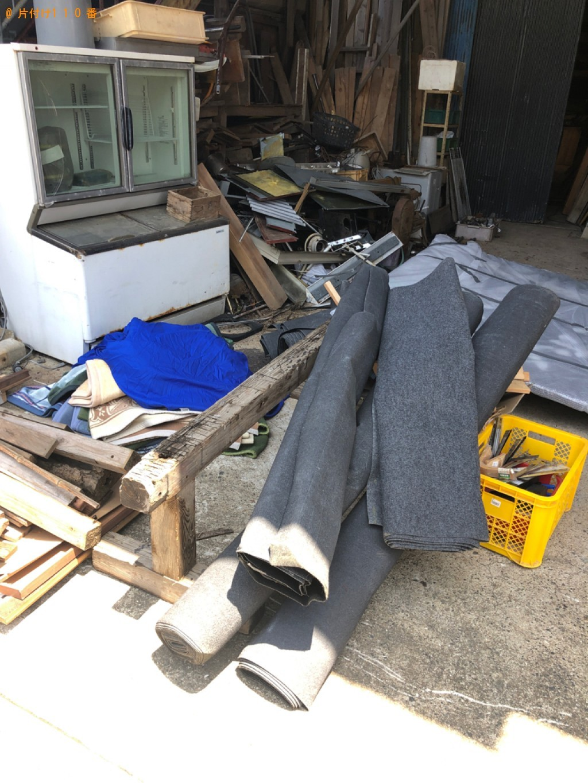 【鳥取市】木材、カーペット、不燃ごみ等の回収・処分ご依頼