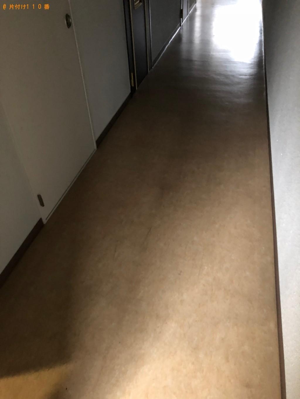 【鳥取市】シングルベッドマットレス、ソファー、椅子等の回収・処分