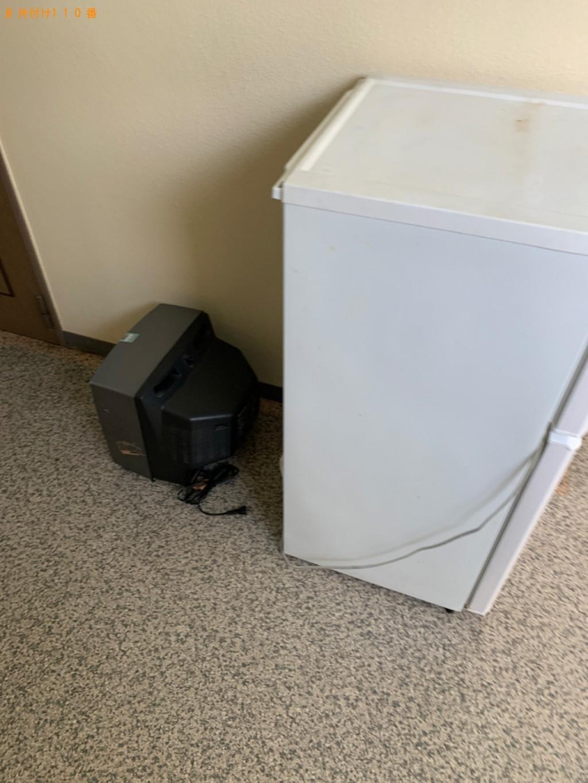 【鳥取市】冷蔵庫、テレビの回収・処分ご依頼 お客様の声