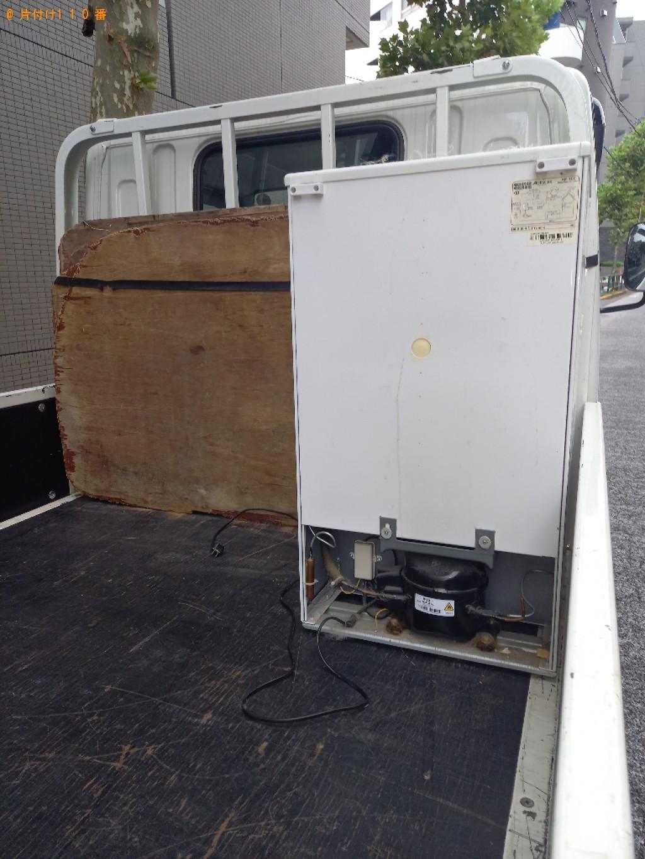 【鳥取市】冷蔵庫の回収・処分ご依頼 お客様の声