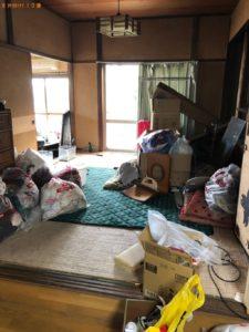 【大山町】タンス、布団、ベッド、衣類、テレビ台等の回収・処分