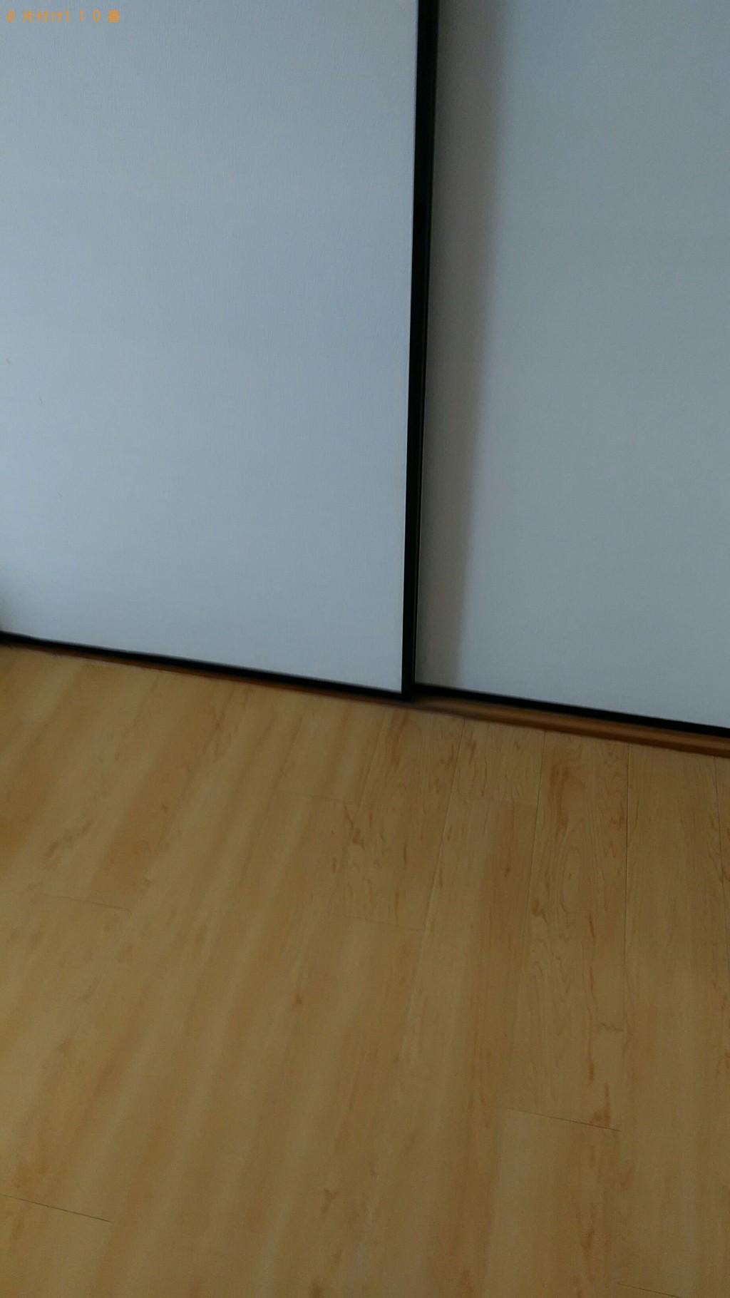 【鳥取県日野町】折り畳みベッド、自転車、炊飯器等の処分 お客様の声
