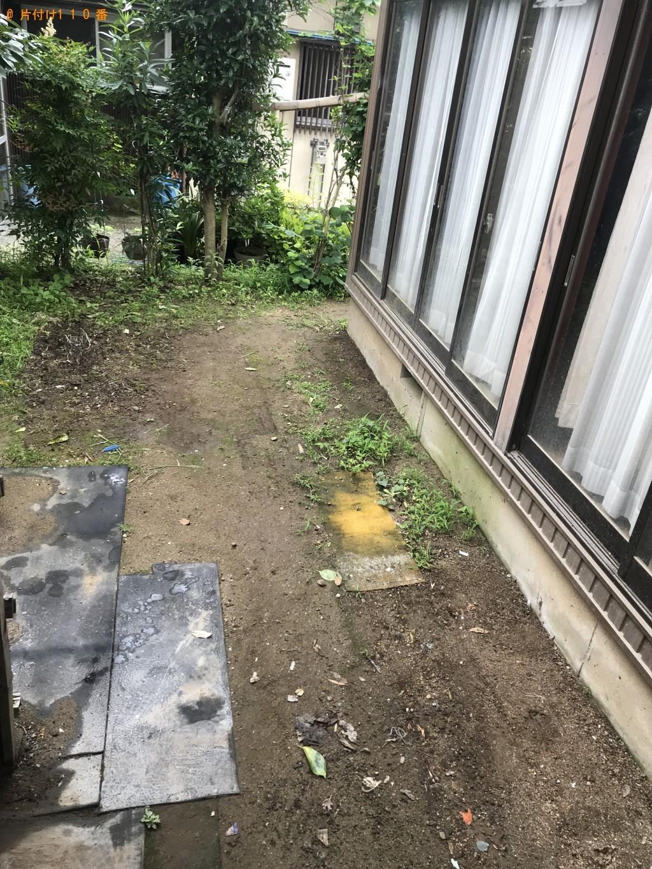 【江府町】木材、土などの出張不用品回収・処分ご依頼