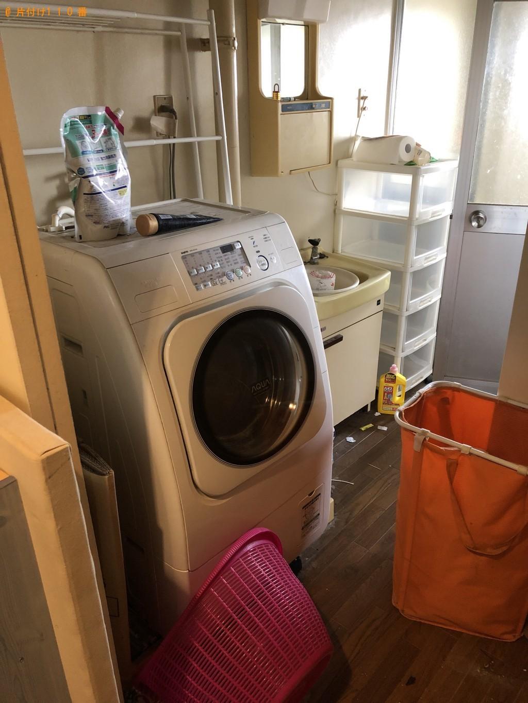 【北栄町】冷蔵庫、洗濯機など大量の不用品処分・ご依頼 お客様の声