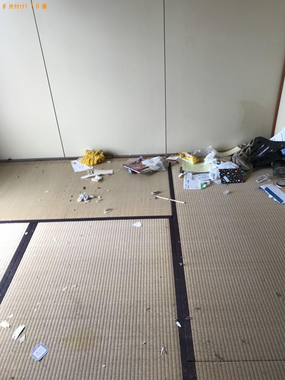 【北栄町】セミダブルベッド、ベッドマットレス、冷蔵庫等の回収