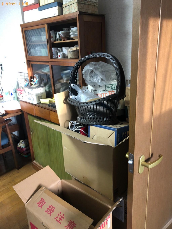 【倉吉市余戸谷町】冷蔵庫、テレビ、パソコン、モニタ等の回収・処分