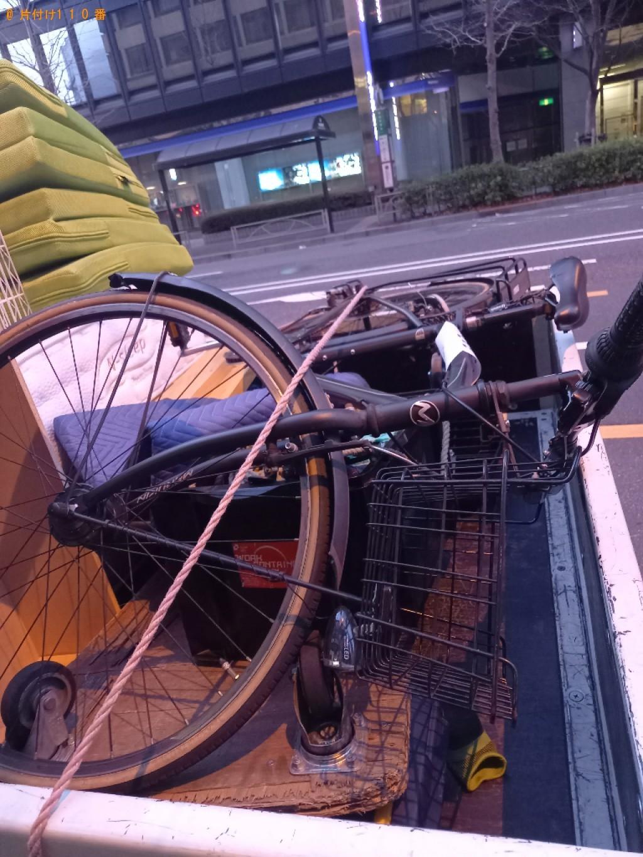 【鳥取市】自転車の回収・処分ご依頼 お客様の声