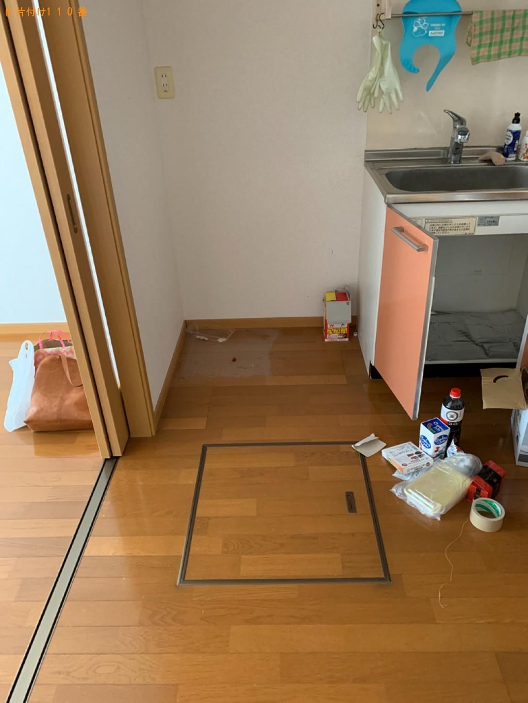 【鳥取市賀露町】冷蔵庫、洗濯機の回収・処分ご依頼 お客様の声