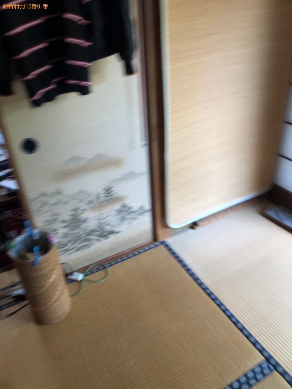 【鳥取市】折り畳みベッドの回収・処分ご依頼 お客様の声