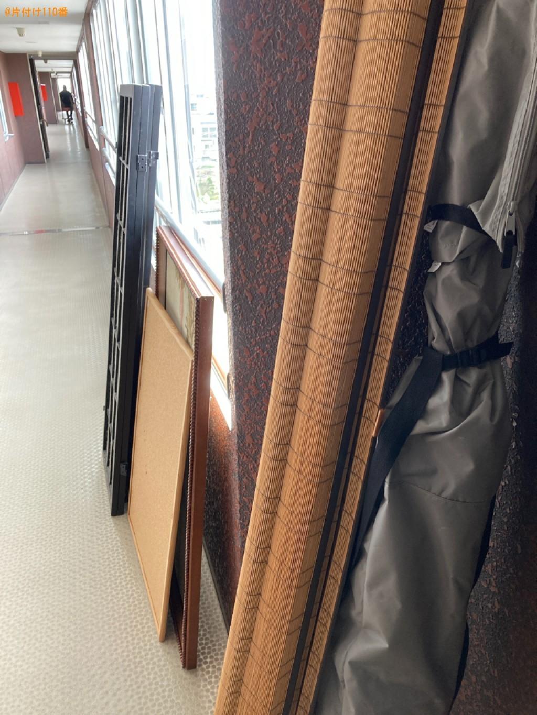 【鳥取市】冷蔵庫、マットレス付きシングルベッド、洗濯機等の回収