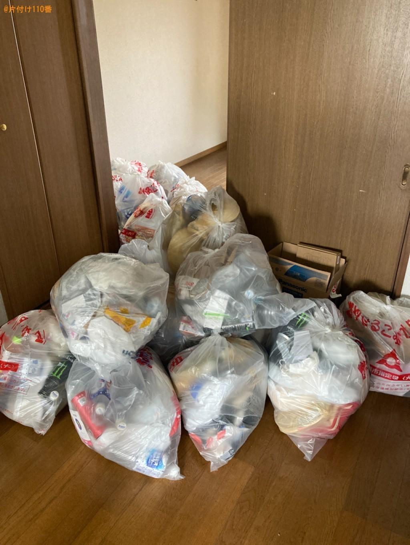 【鳥取市】分別していない一般ごみの回収・処分ご依頼 お客様の声