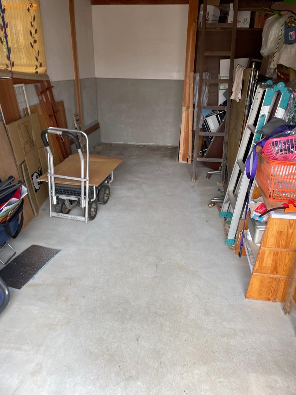 自転車、お米の保冷庫の回収・処分ご依頼 お客様の声